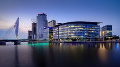 Architecture photography from Salford Quays and Media City UK — John Hutton Bolton England, Salford, City Architecture, Angles, Manchester, New York Skyline, Photography, Travel, Photograph