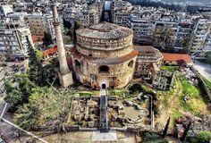 Rotonda, Thessaloniki by Giannis Bouklis. Next Holiday, Thessaloniki, Macedonia, Travel Around, Grand Canyon, City Photo, Greece, Places To Go, Tourism