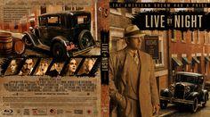 Live By Night (2016) Blu-ray Custom Cover
