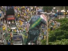 Copacabana(RJ) já está assim contra a corrupção 04/12/2016