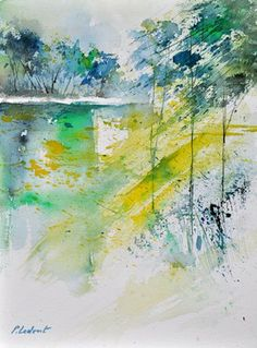 Pol Ledent watercolor 010105