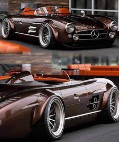 "3,324 Me gusta, 22 comentarios - #VintageBikerSicily (@vintagebikersicily) en Instagram: ""Abbiamo una passione smisurata per le moto ed i motori.⠀ Le ""Cafe' Racer"" ed il mondo del vintage…"" Retro Cars, Vintage Cars, Mercedes Benz 300, Classy Cars, Unique Cars, Amazing Cars, Sport Cars, Muscle Cars, Cool Cars"