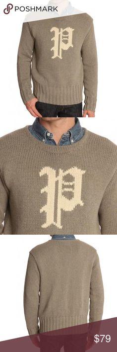 a59e43c12d5 Polo Ralph Lauren P Sweater Large Brand new Polo Ralph Lauren P Knit Cotton  Sweater size