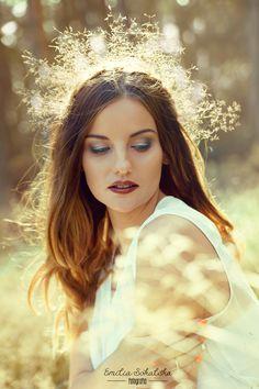 Makeup: Joanna Manicka  https://www.facebook.com/joanna.manicka.makeup Photo: Emilia Kiedos Model: Kasia Brzeczko