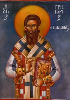 The Heart is Deep: St. Gregory Palamas and the Essence of Hesychasm Saint Gregory, Byzantine Icons, Orthodox Icons, I Icon, Egypt, Saints, Religion, Spirituality, Artwork