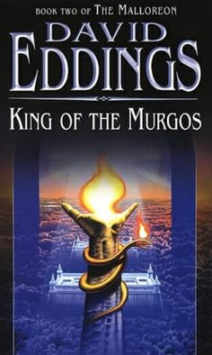 King of the Murgos: Book Two of the Malloreon (1988) by David Eddings
