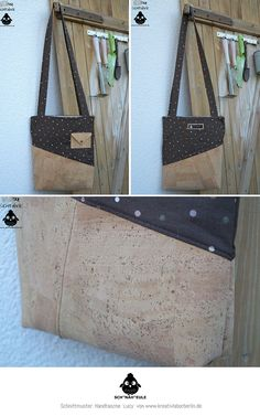 Cork Crafts, Tote Purse, Lily, Handbags, Purses, Storage, Modern, Totes, Recycling