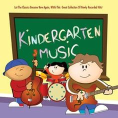 Ashley Samuel - Kindergarten Music Class -- some of it would be great with even younger kids.