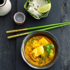 Découvrez la recette du curry de poisson épicé