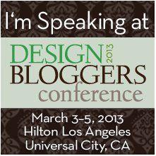 Dec-a-Porter: Imagination @ Home: Join me at Design Bloggers Conference in LA #dbc2013