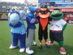Raymond hanging out at the MLB All-Star Game on Tuesday July 10th in Kansas City with a few friends. Make sure to follow him on Twitter @RaysRaymond