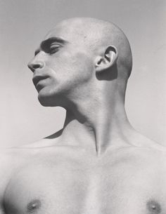 """flashofgod: """"Edward Weston, Harald Kreutzberg, 1932. """""""