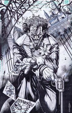 Joker Archives - Taylor Hallo - Taylor Swift taking show anime and movies Comic Book Characters, Comic Books Art, Comic Art, Photos Joker, Art Du Joker, Tattoo Crane, Illustration Batman, Harley Quinn Et Le Joker, Joker Drawings