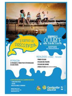 Afiche Comfamiliar Galicia