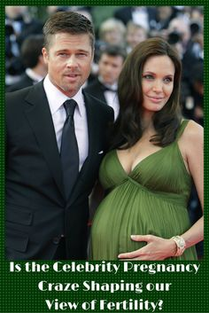Is the Celebrity Pregnancy Craze Shaping our View of Fertility?
