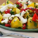Kalyn's Kitchen®: Kalyn's Favorite Tips for Freezing Garden Tomatoes, Fresh Herbs, and Vegetables (2011 Garden Update #8)