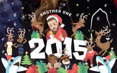 Christmas 2015 Snapchat