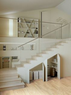 Getting Bored With Your Home? Use These Interior Planning Ideas – Lastest Home Design Best Tiny House, Modern Tiny House, Tiny House Plans, Tiny House Design, Modern Staircase, Staircase Design, Interior Stairs, Interior Design Living Room, Escalier Design