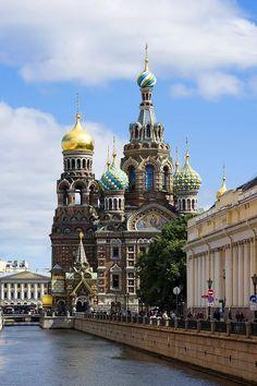 Собор Воскресения Христова на Крови - Россия