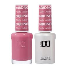 Make sure the gel doesn't touch the cuticle.Cure in the UV Lamp for 1 minute or LED lamp for 30 seconds. Dnd Gel Nail Polish, Gel Polish Colors, Gel Color, Nail Colors, Gel Nails, Nail Polishes, Acrylic Nails, Luminous Nails, Types Of Manicures
