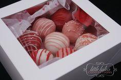 cake balls..good Christmas gift idea