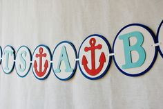 Nautical Theme Baby Shower Decorations - Bing Images