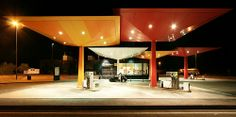 World's most beautiful gas stations. | Cipriani Charles Designs