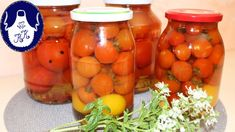 Russian Recipes, Snacks, Vegetables, Tart, Youtube, Food, Preserves, Pickled Tomatoes, Cucumber Salad