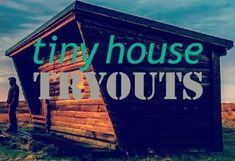 Try out tiny houses Tiny Houses For Rent, Best Tiny House, Tiny House On Wheels, Tiny House Rentals, Tiny House Living, Tiny House Design, Fair Grounds, Around The Worlds, Instagram