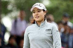 日本女子オープンゴルフ選手権 1日目 チョンインジ<写真:Atsushi Tomura/Getty Images>