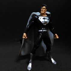 Black & Silver Superman Action Figure - $ 25.95 ONLY!  Get yours here : https://www.thepopcentral.com/black-silver-superman-action-figure/  Tag a friend who needs this!  Free worldwide shipping!  45 Days money back guarantee  Guaranteed Safe and secure check out    Exclusively available at The Pop Central    www.thepopcentral.com    #thepopcentral #thepopcentralstore #popculture #trendingmovies #trendingshows #moviemerchandise #tvshowmerchandise