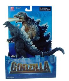 The Godzilla 2004 figure is one of four figures in the third wave Godzilla series. The third wave includes the Godzilla Final Wars version of Godzilla, Gigan, Anguirus and Rodan. Bandai Creation released its third wave of inch figures in This se Godzilla Figures, Godzilla Toys, Godzilla Franchise, Army Men Toys, Monster Pictures, Best Toddler Toys, Card Games For Kids, Barbie Toys, Dinosaur Toys