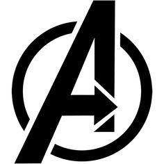Avengers Die Cut Vinyl Decal PV828