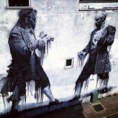 Connor Harrington in London, UK.