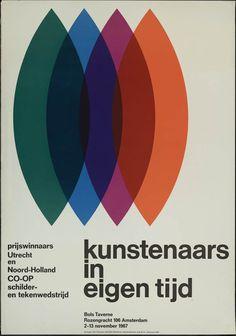 Kunstenaars in eigen tijd 1967-69
