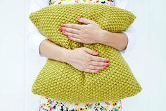 Chunky Cushion