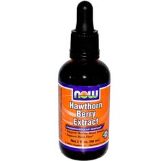 Now Foods, Hawthorn Berry Extract, 2 fl oz (60 ml)