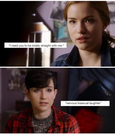 MTV Scream as text posts (x) Emrey in 2x10