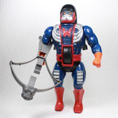 Dragstor mit Waffe Figur Masters of the Universe Motu He-Man Sammlung