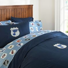 St Louis Blues Duvet Cover Pillowcase Really Want To Know Where I Can Get This