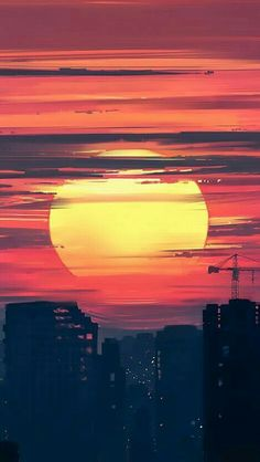 All You Need To Know About Sunset Painting Wallpaper Artistic Wallpaper, Scenery Wallpaper, Sunset Wallpaper, Landscape Wallpaper, Painting Wallpaper, Nature Wallpaper, Wallpaper Backgrounds, Iphone Wallpapers, Wallpaper Keren