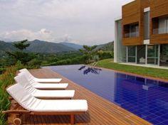 Piscina Casa de Vacaciones Moderna