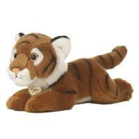 Large Stuffed Bengal Tiger - Set Of 2