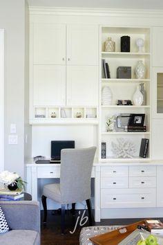 Office: Kimbark - contemporary - home office - toronto - Jennifer Brouwer (Jennifer Brouwer Design)