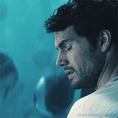 Henry Cavill gif - Man Of Steel