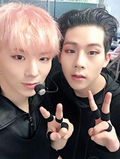 MONSTA X | Kihyun & Jooheon