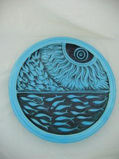 Global Warming Platter by Miranda Thomas