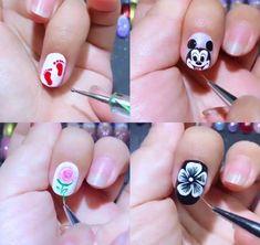 Nails Art The Best Nail Art Designs Compilation Nail Art Designs Videos, Gel Nail Art Designs, Nail Art Videos, Simple Nail Art Designs, Cute Nail Art, Nail Art Diy, Trendy Nail Art, Nail Art For Beginners, Beginner Nail Art