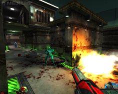 Nexuiz Classic - Freeware - Descargar Gratis Juego PC. Download Free Game - Videojuego de disparos Multiplayer en primera persona (FPS).