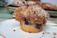 the best blueberry muffins - Binks & the Bad Housewife